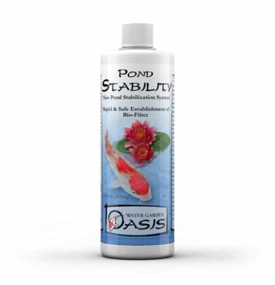 Pond Stability 4l
