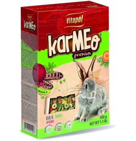 Karma dla królika...