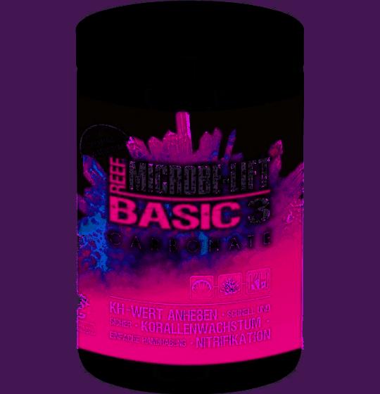 Basic 3 Carbonate 1000g
