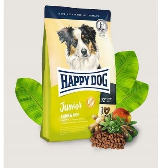 HAPPY DOG Junior Lamb &...