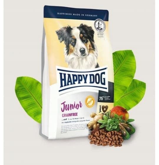 HAPPY DOG Junior Grainfree...