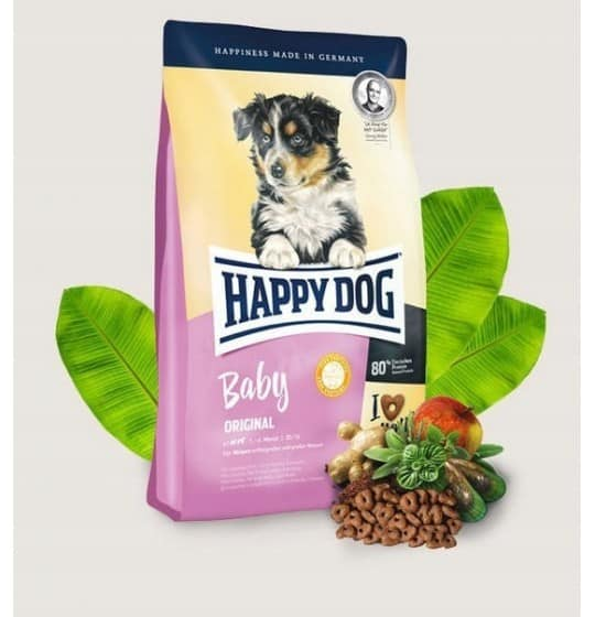 HAPPY DOG Baby Original 1 kg