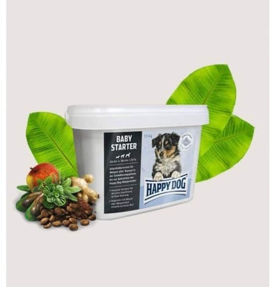 HAPPY DOG Baby Starter 1,5 kg