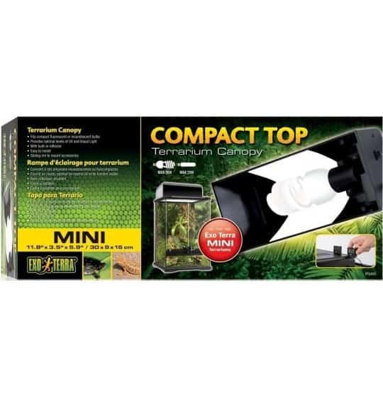 Exo Terra Compact Top - 30...