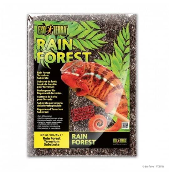 Podłoże do terrarium Rain...