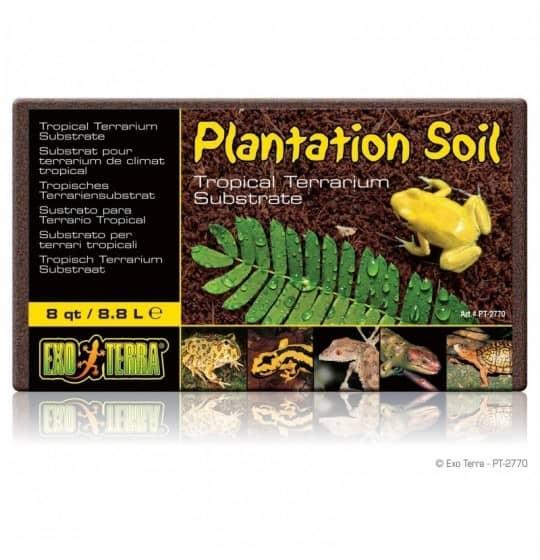 Podłoże Plantation Soil,...