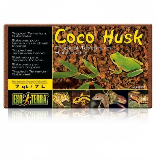 Podłoże Coco Husk 7L, 500g