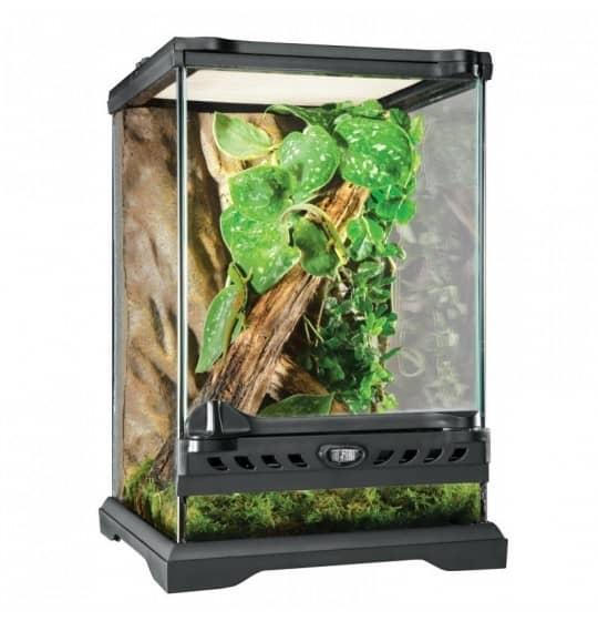 Terrarium szklane NANO