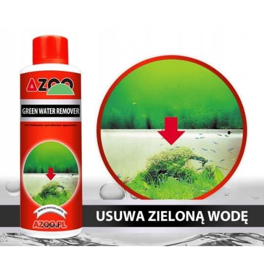 GREEN WATER REMOVER 250ML AZOO