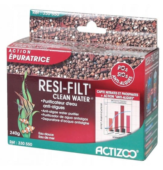 ZOLUX Resi-Filt' Cleanwater...