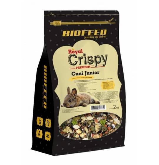 Biofeed Crispy Premium CUNI...