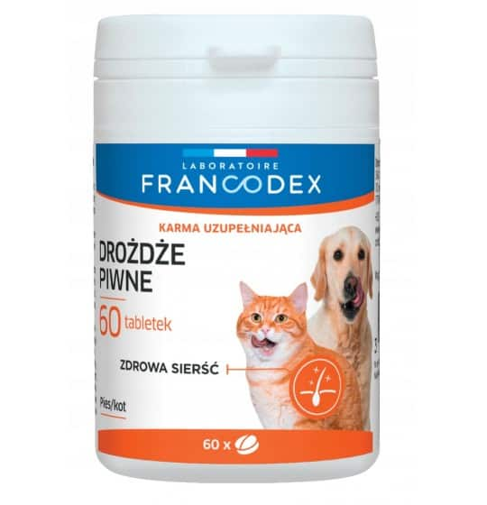 FRANCODEX Omega-3 dla psów...
