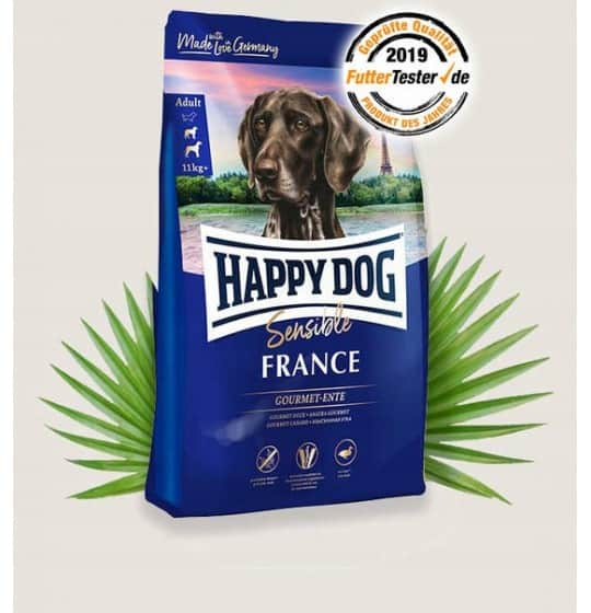 HAPPY DOG Sensible France...