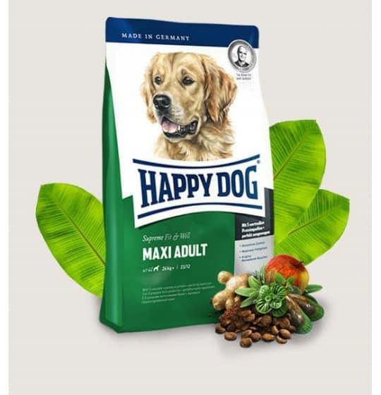 HAPPY DOG Maxi adult WAGA 1kg