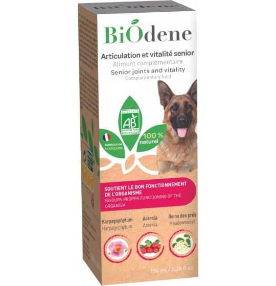 FRANCODEX Biodene Karma dla psa seniora na stawy i witalność