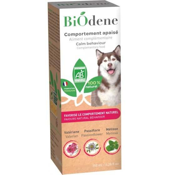 FRANCODEX Karma uzupełniająca dla psów Biodene Kontrola zachowania 150 ml