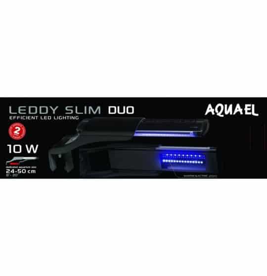 AQUAEL LEDDY SLIM 10W DUO...