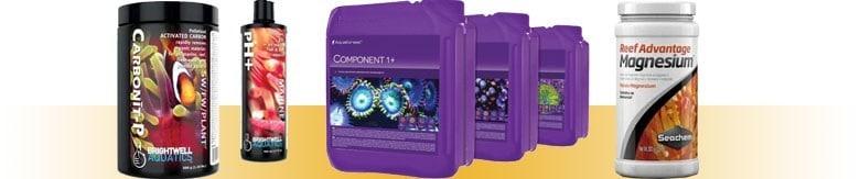 Mikroelementy do akwarium
