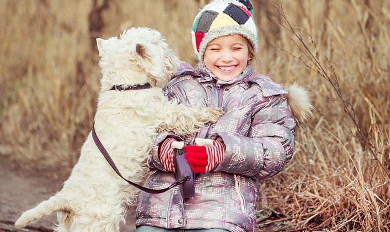 Jaki pies dla dzieci