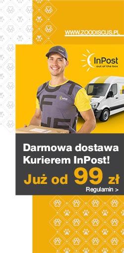 Darmowa dostawa od 99zł sklepie Discus